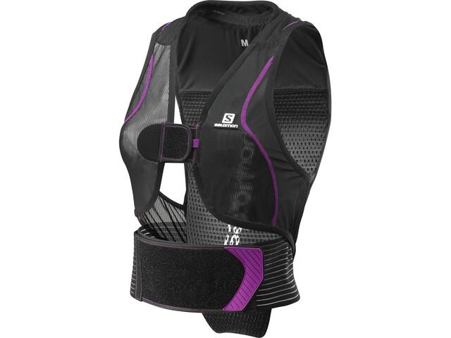 Salomon W's Flexcell Black/Purple